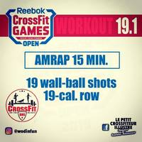 Open CrossFit Game 2019